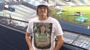 """Hugo Lamadrid: """"La vida del laburante del fútbol está llena de pequeños éxitos"""""""