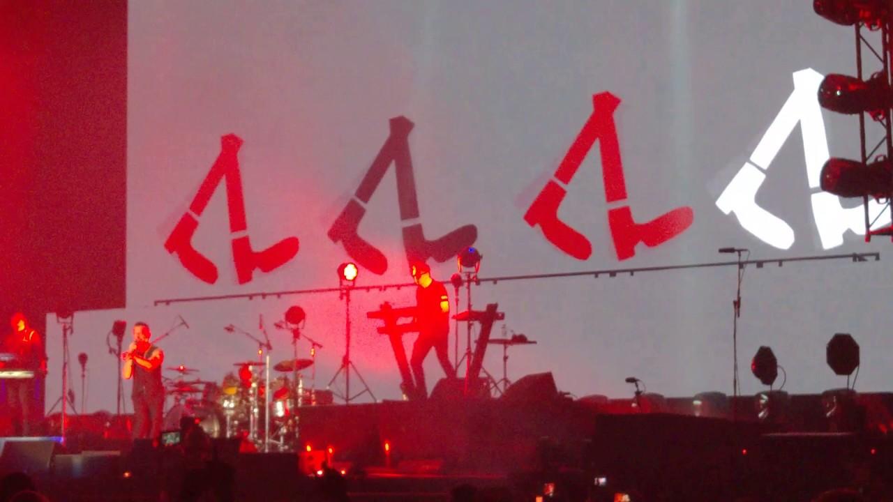"""Depeche Mode transmitirá """"LiVE SPiRiTS"""" en Youtube - Radio Cantilo"""