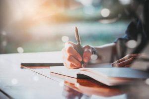 Escritura: esquivando los lugares comunes