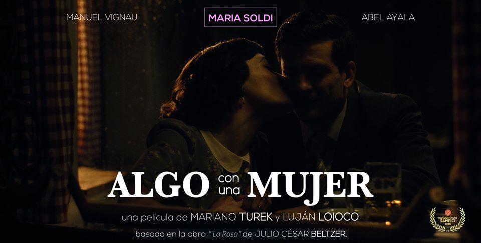 """¿Qué ver?: """"Algo con una mujer"""", de Mariano Turek - Radio Cantilo"""