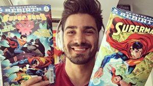 Jorge Jiménez, la nueva estrella de DC Cómics