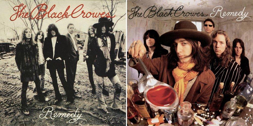 """Desmenuzando el sonido de """"Bad Luck Blue Eyes Goodbye"""", de los Black Crowes - Radio Cantilo"""