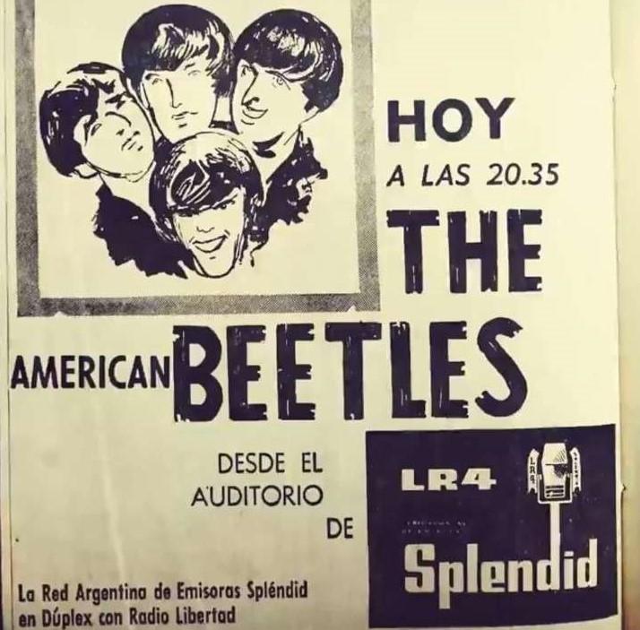 El día que The Beatles (falsos) tocaron en la Argentina - Radio Cantilo