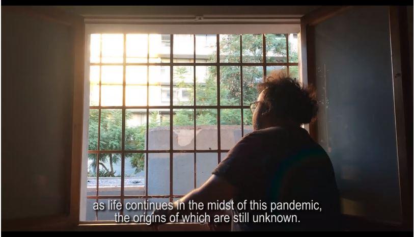 """""""El mundo en pausa"""": un corto sobre la vida en la pandemia - Radio Cantilo"""