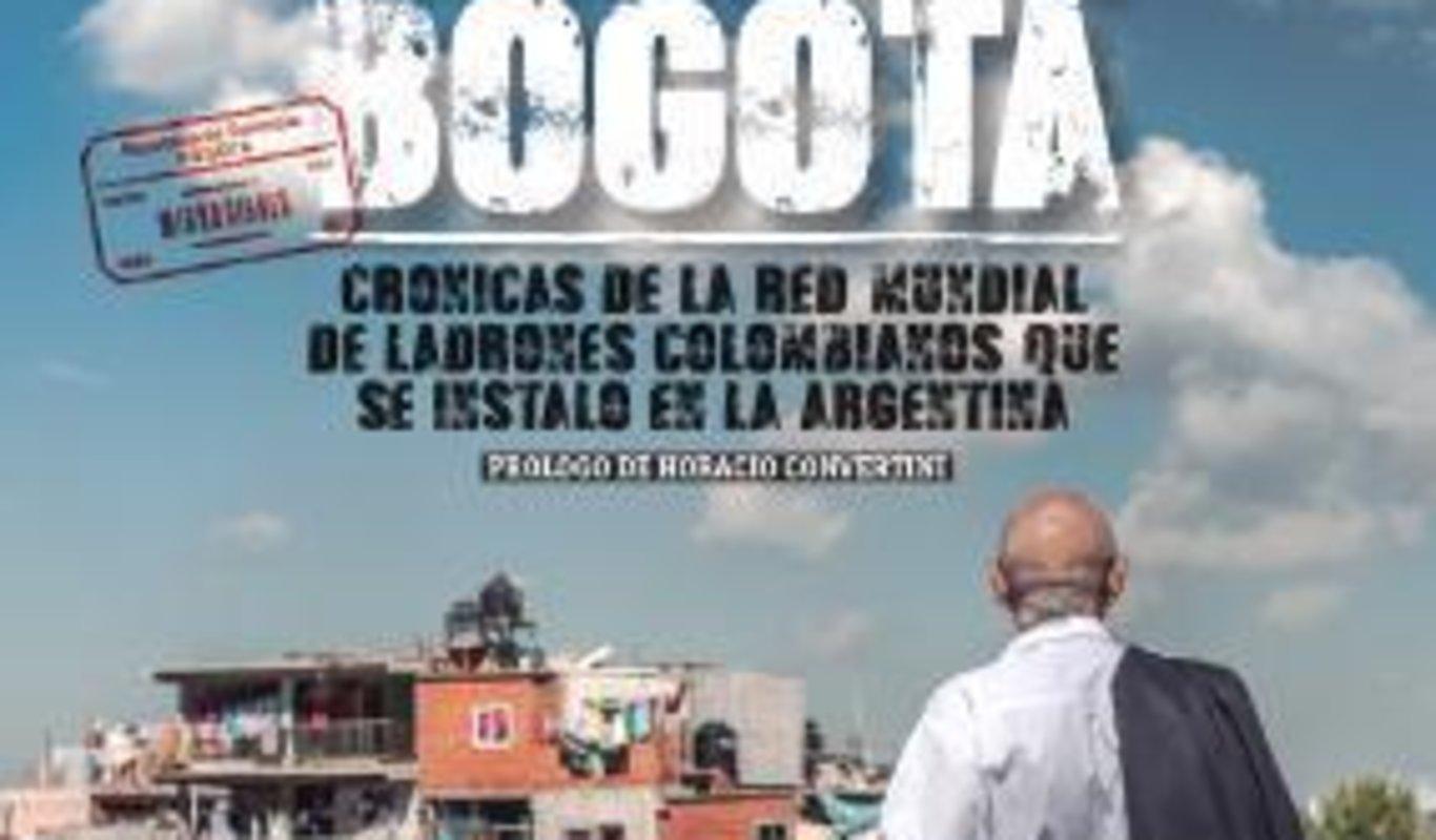 """#LosLibrosDeAle: """"La Conexión Bogotá"""" de Nahuel Gallota - Radio Cantilo"""