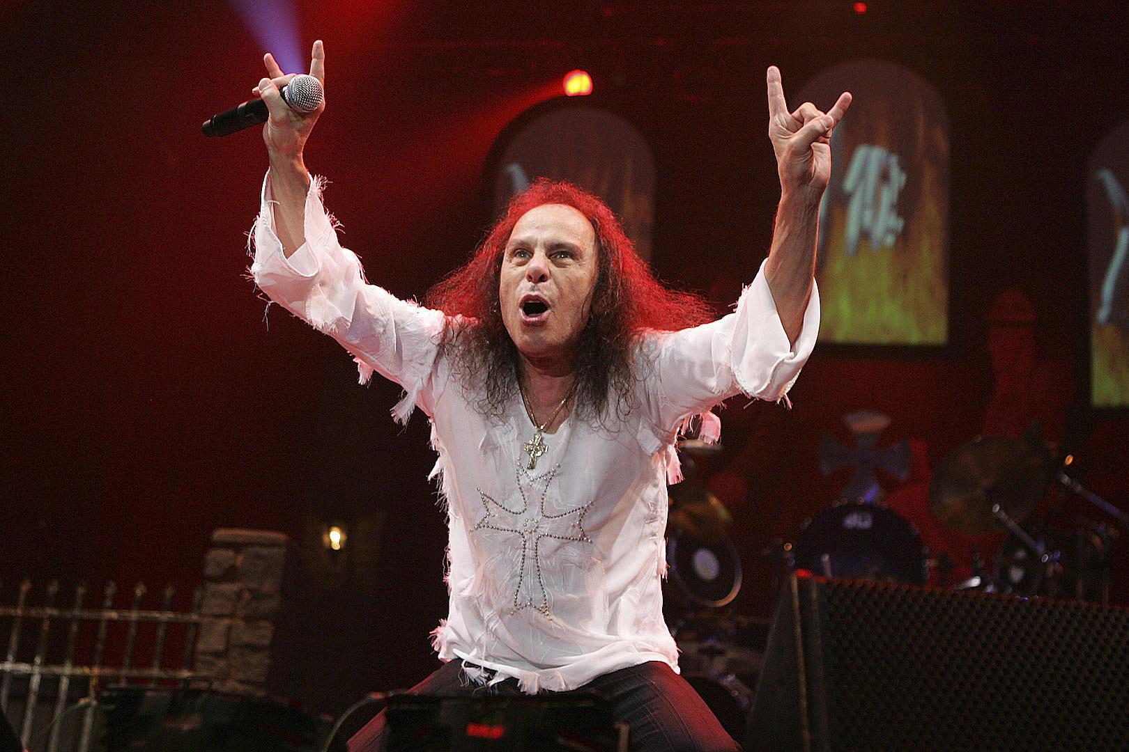 5 canciones para recordar a Ronnie James Dio - Radio Cantilo