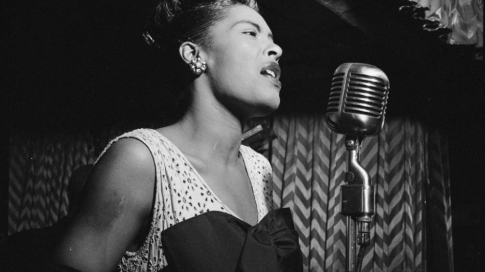 Una historia sobre Billie Holiday - Radio Cantilo