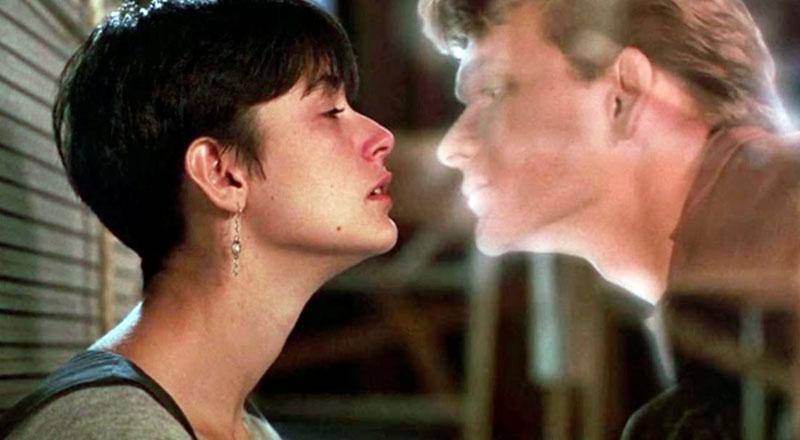 """A 30 años de """"Ghost"""": mucho más que una película de amor - Radio Cantilo"""