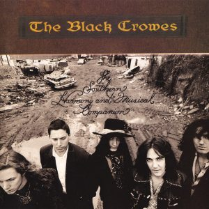 "Desmenuzando el sonido de ""Bad Luck Blue Eyes Goodbye"", de los Black Crowes"