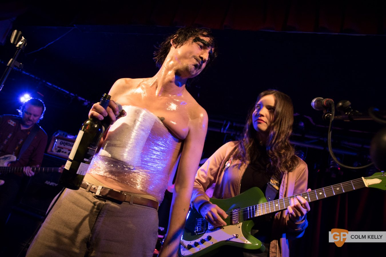 London por Lou: The Moonlandingz - Radio Cantilo