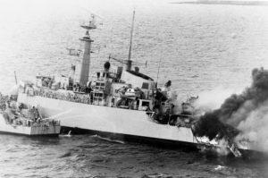 La niebla de la guerra: estadísticas para hundir un buque