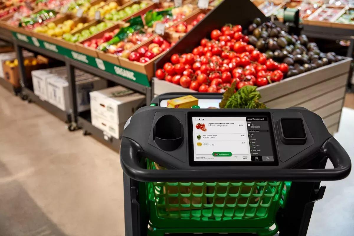 """""""Dash Cart"""", el changuito inteligente de Amazon - Radio Cantilo"""
