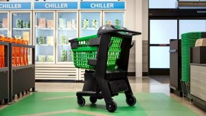"""Dash Cart"", el changuito inteligente de Amazon"
