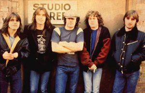 Así será el documental que AC/DC planea por los 40 años de Back in Black