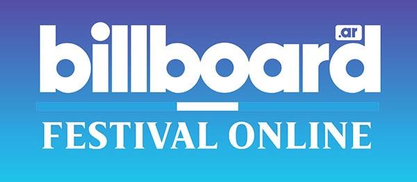 """Todo lo que tenés que saber del """"Billboard Festival Online"""" - Radio Cantilo"""