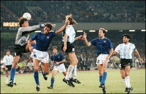 Números Redondos: A 30 años del partido contra Italia por la semifinal del Mundial '90