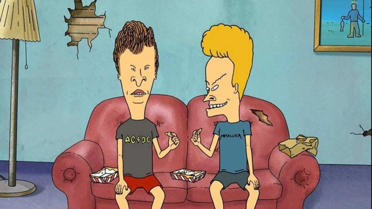¡Vuelven Beavis and Butt-Head! - Radio Cantilo
