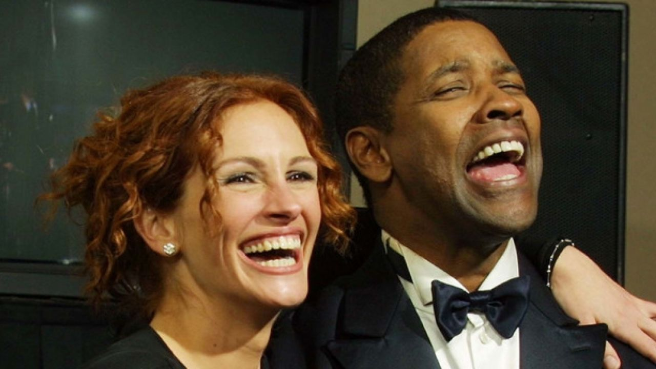 Julia Roberts y Denzel Washington volverán a protagonizar una peli juntos - Radio Cantilo
