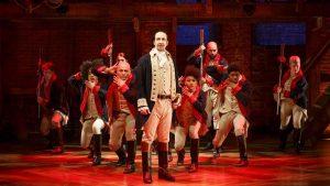 Hamilton: el sueño americano de un marginado