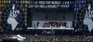 Día Mundial del Rock y el recuerdo a 35 años del Live Aid