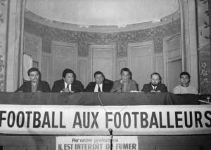 Deporte con historia: Jogo bonito, fútbol y el Mayo Francés.